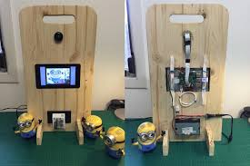 how to make a photo booth raspberry pi photo booth frederick vandenbosch