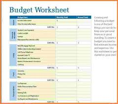 simple budget free monthly budget template purposefully simple