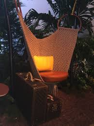 Outdoor Furniture Miami Design District by Exhibition In Miami Design District Swing Chair By Patricia