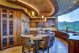 curved island kitchen designs arched kitchen island brucall com