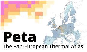 Italy Road Map by Heat Roadmap Europe