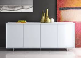 sideboards stunning modern sideboards modern white sideboard