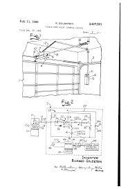 garage door opener circuit patent us3427521 garage door relay control circuit google patents