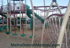 metro detroit mommy red oaks youth soccer complex playground