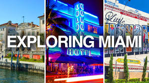 Little Havana Miami Map by What To Do In Miami Little Havana Villa Vizcaya South Beach