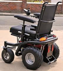 the ultimate do everything power wheelchair built by hand by the