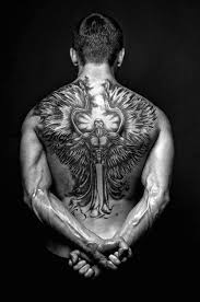 Wing Back Tattoos For - back wings tattoos for idea