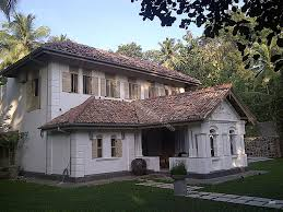 villa for sale in galle renovated sri lankan colonial house