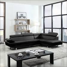 Black Microfiber Sectional Sofa Living Room Fabulous Bassett Furniture Sectional Sofas Black