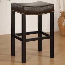 counter height bar stools with nailheads european counter height