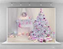 white christmas photo studio backgrounds 7x5ft indoor christmas