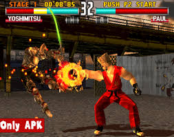 apk only tekken 3 apk compressed in 20 mb install play compressedapk