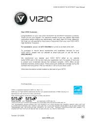 download free pdf for vizio sv320xvt tv manual