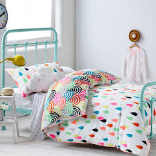 Duvets For Toddlers Adairs Kids Rainbow Confetti Ella U0027s Bedroom Pinterest Kids