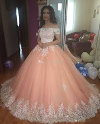 quinceanera dresses white blush pink gown quinceanera dresses shoulder white