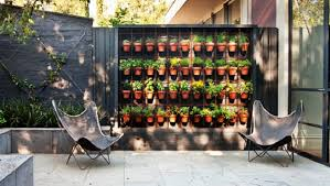 Potted Herb Garden Ideas Vertical Herb Garden Insteading