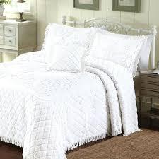 chenille duvet covers king white chenille duvet cover king lilian