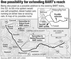 bart extensions bart ponders eastern extensions planned routes call for