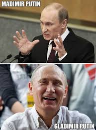 Russia Meme - internet memes mocking vladimir putin are now illegal in russia