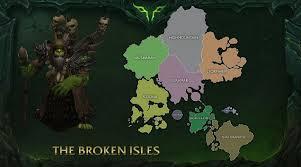 World Of Warcraft Map World Of Warcraft U2013 Legion U2013 The Other Shoe