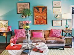 teal livingroom the best blue paint colors for your beach house coastal living