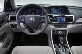 Honda Accord Interior India 2014 Honda Accord Plug In Hybrid Preview J D Power Cars
