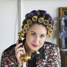 sisyin hairrollers headfull of pink curlers rollers pinterest perm salons and