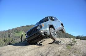 white jeep stuck in mud 2015 jeep renegade first drive u0026 review