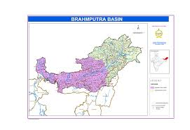 Brahmaputra River On Map Central Ground Water Board Ministry Of Water Resources
