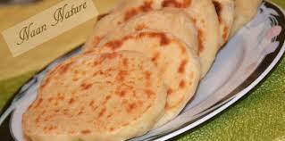 cuisine indienne naan naan indien cheese naan recette sur cuisine actuelle