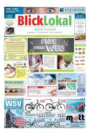 blicklokal wertheim kw04 2017 by blicklokal wochenzeitung issuu