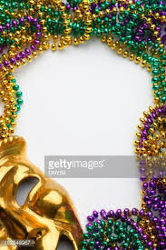mardi gras picture frame mardi gras frame stock photo getty images