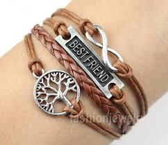 best life bracelet images Infinity bracelet best friend bracelet tree of life bracelet