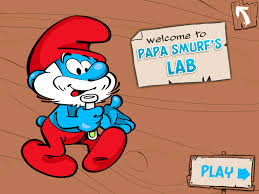 papa smurf smurfs u0027 village wiki fandom powered wikia