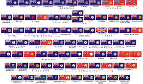 British Flag Ww1 Flags Of Old British Territories Europeanexplorer Pinterest