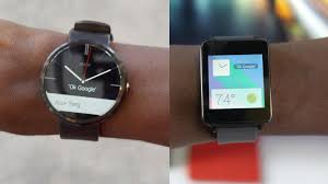 android wear review smartwatches