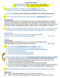 degree title on resume 3 rules for capitalization on resumes jim