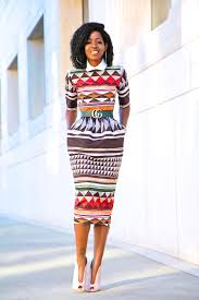 tribal dress style pantry stella jean tribal midi dress