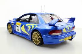 subaru street racing top marques collectibles subaru s4 wrc mc rally 1998 pre order