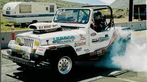 jeep wrangler modified 1992 jeep wrangler yj 1 4 mile drag racing timeslip specs 0 60