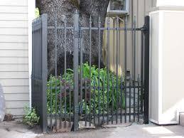 ornamental iron caveman fence llc