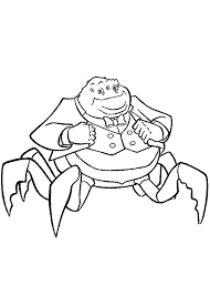 coloring monsters coloring pages 0