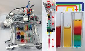 do it yourself robotics kit gives science tech engineering math