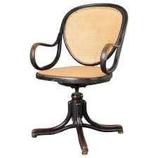 Antique Swivel Office Chair by