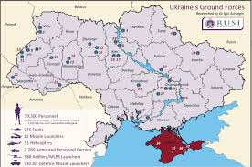 Russia Equipped Six Military Bases by Defense Statecraft April 2014