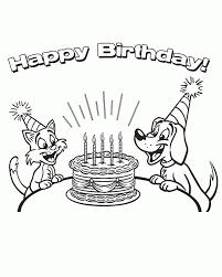 coloring pages for dads birthday coloring pages happy birthday