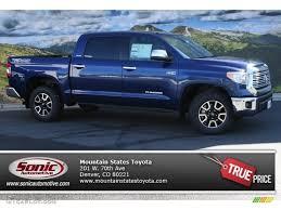 toyota tundra colors 2014 2014 blue ribbon metallic toyota tundra limited crewmax 4x4