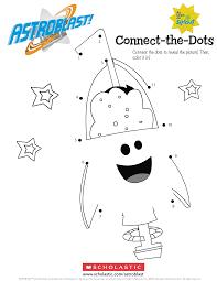 astroblast connect the dots parents scholastic com