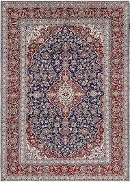 Kashan Persian Rugs by Navy Blue 8 U0027 1 X 11 U0027 2 Kashan Persian Rug Persian Rugs Rugs Ca