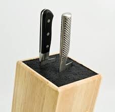 best way to store kitchen knives kapoosh knife block not recommended equipment gear cooking